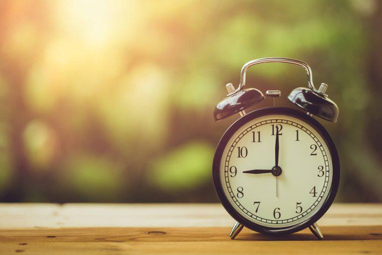 Những bài học về thời gian 4